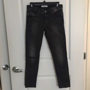 BR ankle jeans